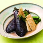 茄子と薄揚げの煮物&ベジ・ムサカ