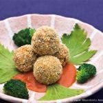 里芋のコロッケ&里芋の焼きうどん【レシピ】