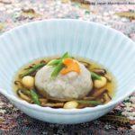 あんかけ里芋饅頭&あわ麩入り芋炊き【レシピ】