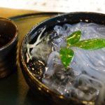 葛切り、葛餡、葛根湯と多彩なメニューの伝統食【吉野本葛】