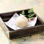 ゆり根まんじゅう&ゆり根と青菜の柚子醤油【レシピ】