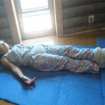 寝相は日常の心身の各自の癖がでやすい【生活自己診断法の気付き】