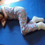 寝相は日常の心身の各自の癖がでやすい【生活自己診断法の気付き】part2