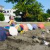 世界遺産三保の松原パワースポットで「究極のデトックス・砂浴」