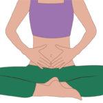 丹田に気・力を集めて腹式呼吸法