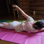 畳の上で行う水泳、クロール真似行法で心身浄化・強化